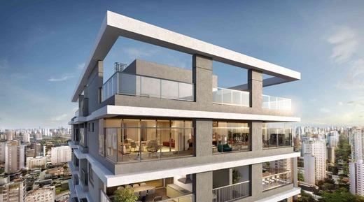 Voo de passaro - Fachada - Vista Campo Belo Residence - 996 - 22