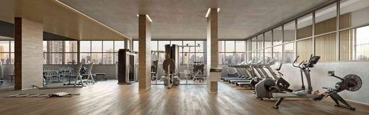 Fitness - Fachada - Vista Campo Belo Residence - 996 - 9