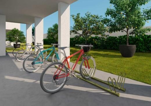Bicicletario - Fachada - Alameda do Carmo - Spazio Saint Barth - 990 - 7