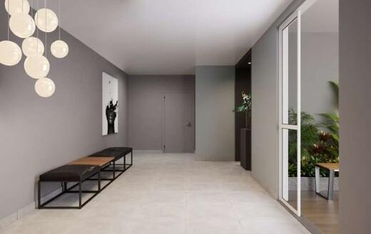 Hall - Fachada - Dom Centro - Breve Lançamento - 988 - 2