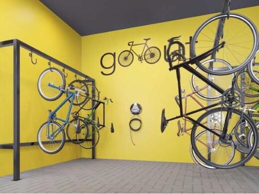 Bicicletario - Fachada - Dom Centro - Breve Lançamento - 988 - 9