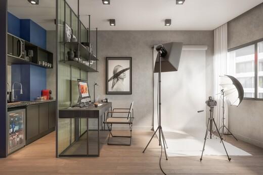Studio fotografia - Fachada - Esquina Pinheiros - Residencial - Breve Lançamento - 1044 - 12