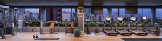 Fitness - Fachada - Esquina Pinheiros - Residencial - Breve Lançamento - 1044 - 10