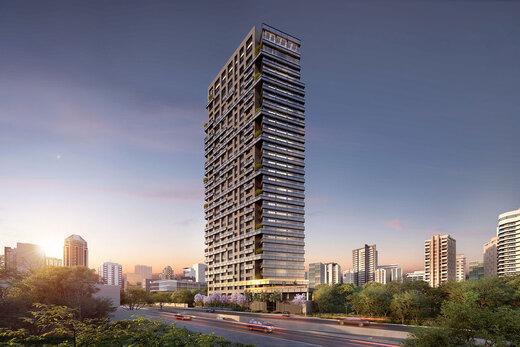 Fachada - Apartamento à venda Avenida Cidade Jardim,Jardim Paulistano, São Paulo - R$ 16.520.000 - II-18922-31547 - 1