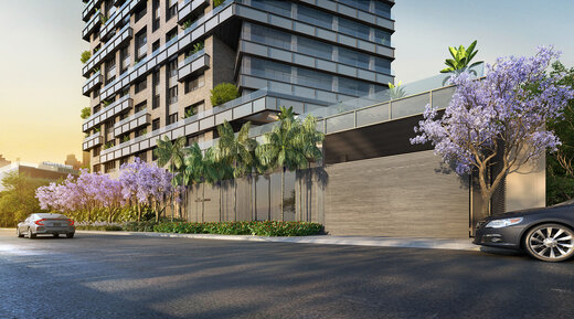 Portaria - Apartamento à venda Avenida Cidade Jardim,Jardim Paulistano, São Paulo - R$ 16.520.000 - II-18922-31547 - 3