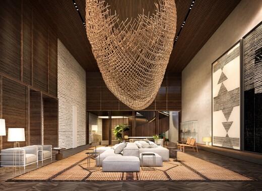 Louge - Apartamento à venda Avenida Cidade Jardim,Jardim Paulistano, São Paulo - R$ 16.520.000 - II-18922-31547 - 5