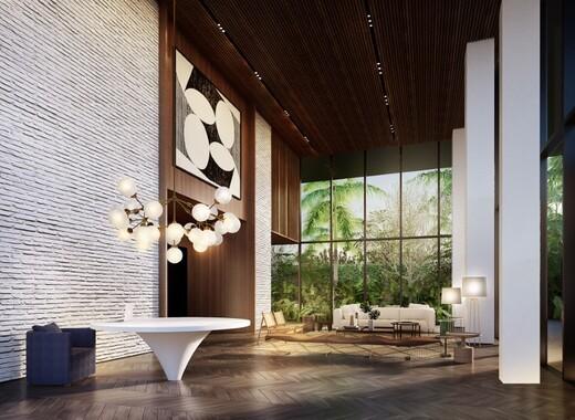 Lobby - Apartamento à venda Avenida Cidade Jardim,Jardim Paulistano, São Paulo - R$ 16.520.000 - II-18922-31547 - 6