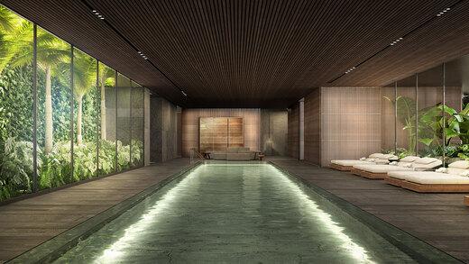 Piscina - Apartamento à venda Avenida Cidade Jardim,Jardim Paulistano, São Paulo - R$ 16.520.000 - II-18922-31547 - 9