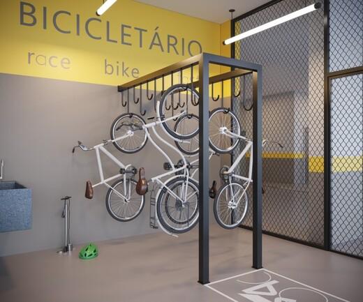 Bicicletario - Fachada - Helbor Allure - 998 - 10