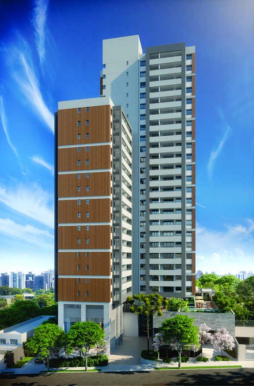 Fachada - Fachada - Essence Vila Mariana - 999 - 1