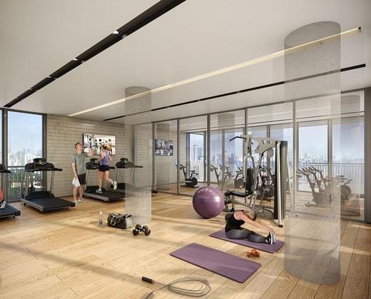 Fitness - Studio à venda Rua Domingos de Morais,Vila Mariana, São Paulo - R$ 332.265 - II-18951-31606 - 6