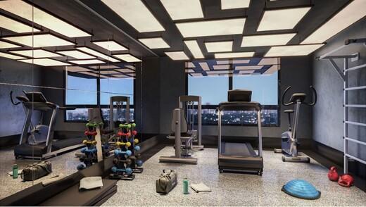 Fitness - Studio à venda Avenida Iraí,Moema, São Paulo - R$ 610.503 - II-18985-35137 - 5