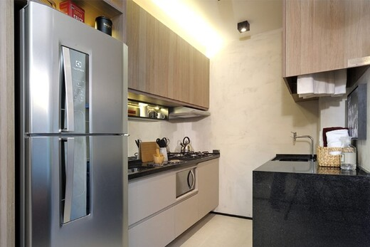 Cozinha - Fachada - Linea Vila Sônia - 1039 - 12