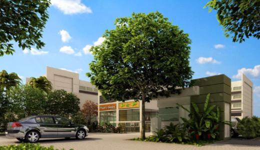 Acesso - Fachada - Campo Grande Office & Mall - 1690 - 3