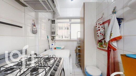 Cozinha - Apartamento 2 quartos à venda Rio de Janeiro,RJ - R$ 965.000 - II-19107-31899 - 23