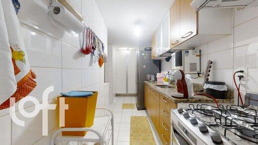 Cozinha - Apartamento 2 quartos à venda Rio de Janeiro,RJ - R$ 965.000 - II-19107-31899 - 24