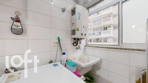 Cozinha - Apartamento 2 quartos à venda Rio de Janeiro,RJ - R$ 965.000 - II-19107-31899 - 25