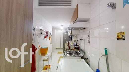 Cozinha - Apartamento 2 quartos à venda Rio de Janeiro,RJ - R$ 965.000 - II-19107-31899 - 26