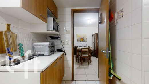 Cozinha - Apartamento 2 quartos à venda Rio de Janeiro,RJ - R$ 965.000 - II-19107-31899 - 28