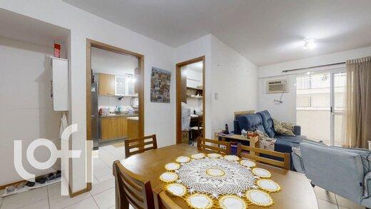 Living - Apartamento 2 quartos à venda Rio de Janeiro,RJ - R$ 965.000 - II-19107-31899 - 30