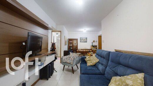Living - Apartamento 2 quartos à venda Rio de Janeiro,RJ - R$ 965.000 - II-19107-31899 - 1