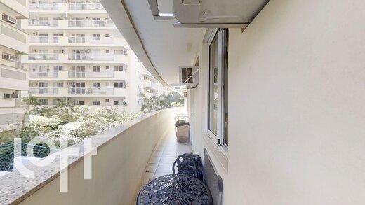Living - Apartamento 2 quartos à venda Rio de Janeiro,RJ - R$ 965.000 - II-19107-31899 - 3