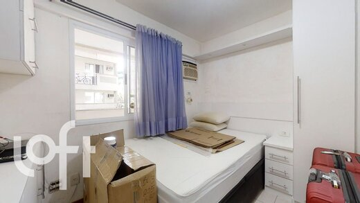 Quarto principal - Apartamento 2 quartos à venda Rio de Janeiro,RJ - R$ 965.000 - II-19107-31899 - 4
