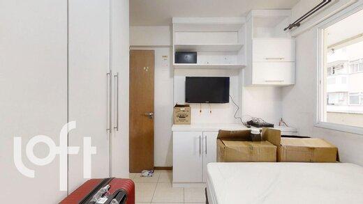 Quarto principal - Apartamento 2 quartos à venda Rio de Janeiro,RJ - R$ 965.000 - II-19107-31899 - 5