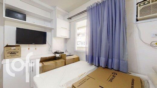 Quarto principal - Apartamento 2 quartos à venda Rio de Janeiro,RJ - R$ 965.000 - II-19107-31899 - 6