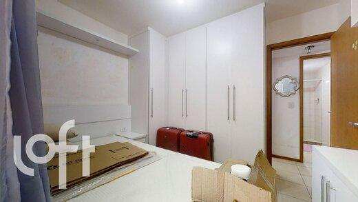Quarto principal - Apartamento 2 quartos à venda Rio de Janeiro,RJ - R$ 965.000 - II-19107-31899 - 7