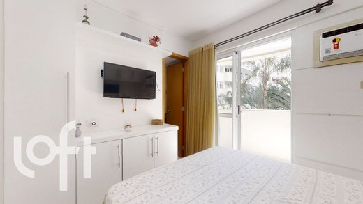 Quarto principal - Apartamento 2 quartos à venda Rio de Janeiro,RJ - R$ 965.000 - II-19107-31899 - 9