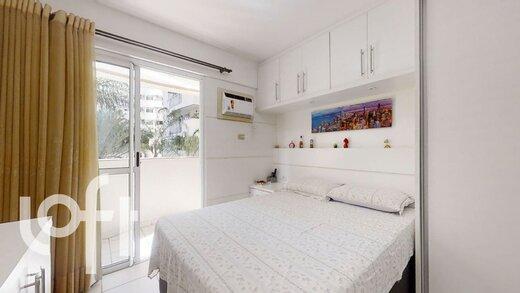 Quarto principal - Apartamento 2 quartos à venda Rio de Janeiro,RJ - R$ 965.000 - II-19107-31899 - 10