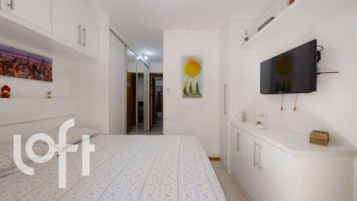 Quarto principal - Apartamento 2 quartos à venda Rio de Janeiro,RJ - R$ 965.000 - II-19107-31899 - 11