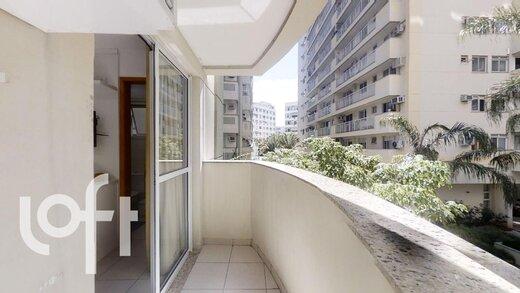Quarto principal - Apartamento 2 quartos à venda Rio de Janeiro,RJ - R$ 965.000 - II-19107-31899 - 12