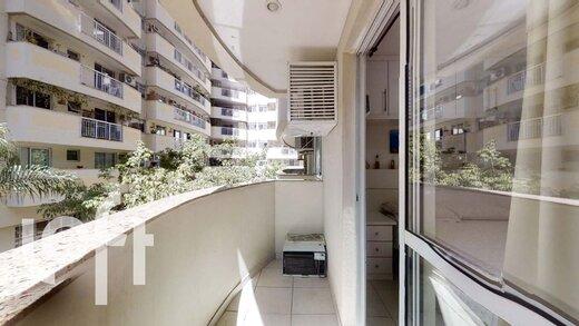 Quarto principal - Apartamento 2 quartos à venda Rio de Janeiro,RJ - R$ 965.000 - II-19107-31899 - 13