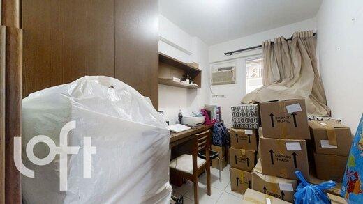 Quarto principal - Apartamento 2 quartos à venda Rio de Janeiro,RJ - R$ 965.000 - II-19107-31899 - 14