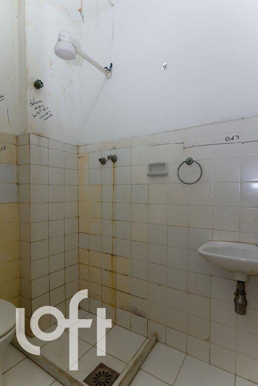 Banheiro - Apartamento 3 quartos à venda Laranjeiras, Rio de Janeiro - R$ 1.430.000 - II-19108-31900 - 5