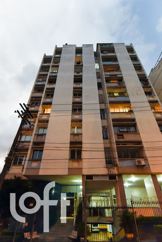 Fachada - Apartamento 3 quartos à venda Laranjeiras, Rio de Janeiro - R$ 1.430.000 - II-19108-31900 - 14