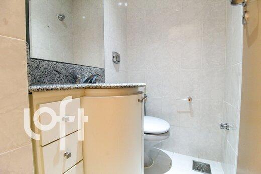 Banheiro - Apartamento 3 quartos à venda Humaitá, Rio de Janeiro - R$ 984.000 - II-19111-31903 - 3
