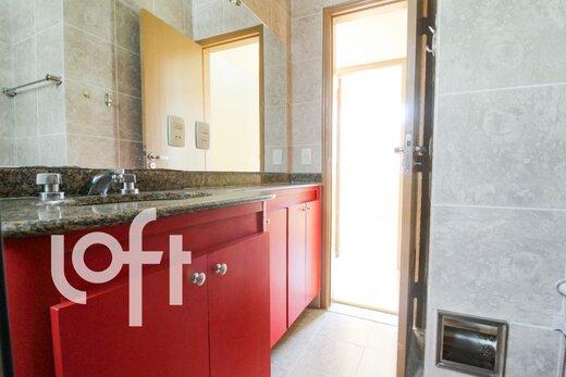 Banheiro - Apartamento 3 quartos à venda Humaitá, Rio de Janeiro - R$ 984.000 - II-19111-31903 - 4