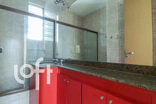 Banheiro - Apartamento 3 quartos à venda Humaitá, Rio de Janeiro - R$ 984.000 - II-19111-31903 - 6