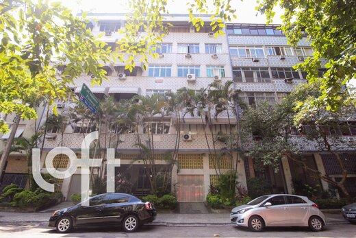 Fachada - Apartamento 3 quartos à venda Humaitá, Rio de Janeiro - R$ 984.000 - II-19111-31903 - 8