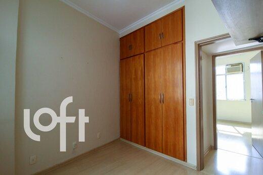 Quarto principal - Apartamento 3 quartos à venda Humaitá, Rio de Janeiro - R$ 984.000 - II-19111-31903 - 29