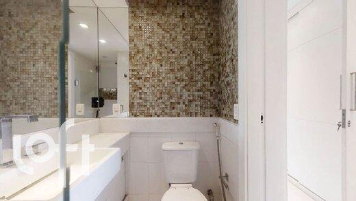 Banheiro - Apartamento 3 quartos à venda Botafogo, Rio de Janeiro - R$ 1.250.000 - II-19112-31904 - 6