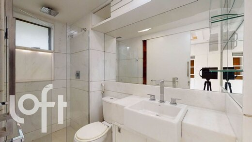 Banheiro - Apartamento 3 quartos à venda Botafogo, Rio de Janeiro - R$ 1.250.000 - II-19112-31904 - 7