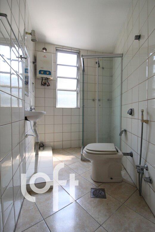 Banheiro - Apartamento 2 quartos à venda Laranjeiras, Rio de Janeiro - R$ 710.000 - II-19113-31905 - 3