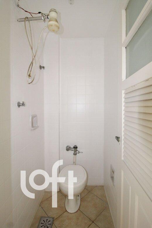 Banheiro - Apartamento 2 quartos à venda Laranjeiras, Rio de Janeiro - R$ 710.000 - II-19113-31905 - 4