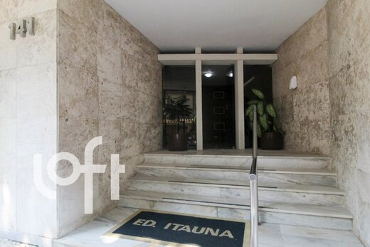 Fachada - Apartamento 2 quartos à venda Laranjeiras, Rio de Janeiro - R$ 710.000 - II-19113-31905 - 5