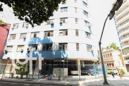 Fachada - Apartamento 2 quartos à venda Laranjeiras, Rio de Janeiro - R$ 710.000 - II-19113-31905 - 6