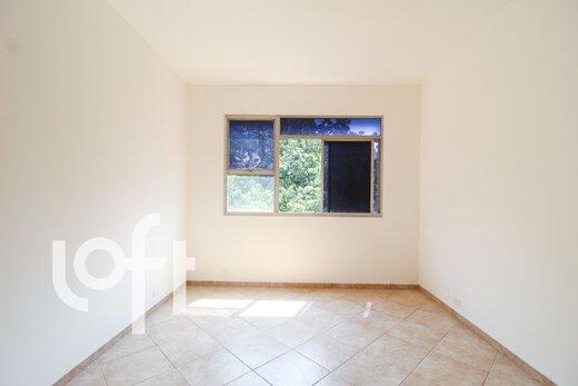 Quarto principal - Apartamento 2 quartos à venda Laranjeiras, Rio de Janeiro - R$ 710.000 - II-19113-31905 - 19
